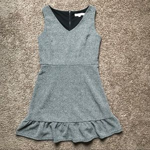 LOFT Dresses - NWOT Ann Taylor LOFT Tweed Flounce Dress